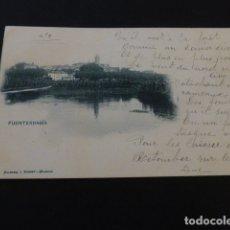 Postales: FUENTERRABIA GUIPUZCOA VISTA. Lote 165448242