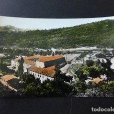 Postales: ANGOSTO ALAVA VISTA GENERAL VIACRUCIS Y BAJADA A LA GRUTA JUNTO AL REMANSO. Lote 165752234