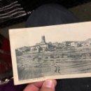 Postales: ANTIGUA TARGETA POSTAL CASTELLTERSOL - 1908 -VISTA DESDE ESTE -CIRCULADA. Lote 165802953