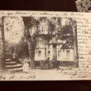 Postales: 1903 ENSANCHE TARGETA POSTA CIRCULADA. Lote 165803117