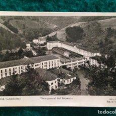 Postales: CESTONA. GUIPÚZCOA. VISTA GENERAL DEL BALNEARIO. ED MANIPEL. CIRCULADA 1953. Lote 165881218