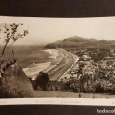 Postales: ZARAUZ GUIPUZCOA VISTA PANORAMICA. Lote 165923534