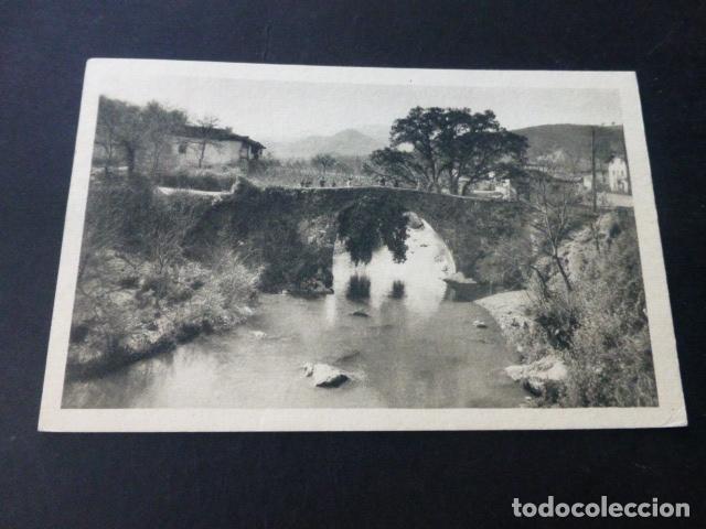 ARANZAZU ARRATIA GUIPUZCOA PUENTE (Postales - España - Pais Vasco Antigua (hasta 1939))