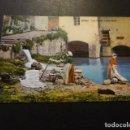 Postales: BILBAO LOS CAÑOS LAVANDERAS. Lote 166014410