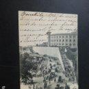 Postales: SAN SEBASTIAN PLAZA DE TOROS. Lote 166052498