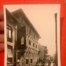 Cartes Postales: FOTOGRAFICA ZARAUZ CALLE MAYOR TORRE LUZEA GUIPUZCOA ED NEGTOR SIN CIRCULAR . Lote 166219270