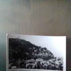 Postales: POSTAL SAN SEBASTIAN ONDARRETA Y MONTE IGUELDO. Lote 166568678