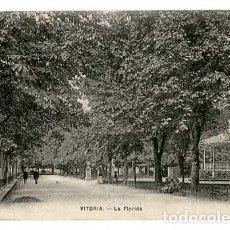 Postales: VITORIA LA FLORIDA ED. E.J.G. SIN CIRCULAR. Lote 166930056