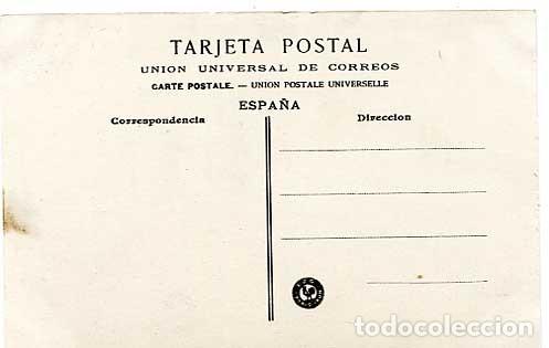 Postales: VITORIA LA FLORIDA ED. E.J.G. SIN CIRCULAR - Foto 2 - 166930056