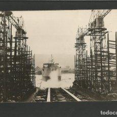 Postales: GORDEXOLA-VOLADURA DEL GORDEJUELA ENERO 1919-FOTOGRAFICA-VER REVERSO-(59.969). Lote 167165364