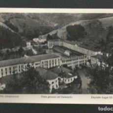 Postales: POSTAL CIRCULADA - CESTONA - GUIPUZCOA - VISTA GENERAL DEL BALNEARIO - EDITA MANIPEL 1958. Lote 167494140