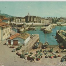 Postales: POSTALES POSTAL SAN SBASTIAN AÑO 1959. Lote 167867796