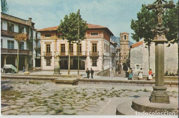 POSTALES POSTAL GUETARIA GUIPUZCUA PAIS VASCO AÑO 1959 (Postales - España - País Vasco Moderna (desde 1940))