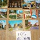 Postales: POS LOTE 12 POSTALES VITORIA GASTEIZ ALGUNA DE ELLAS CIRCULADA. Lote 168388458