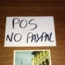 Postales: POS POSTAL TRADICIONES VITORIANAS GIGANTES EN LA CUESTA DE SAN VICENTE VITORIA GASTEIZ. Lote 168388941