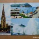Postales: POSTAL - SAN SEBASTIAN - DIFERENTES VISTAS - ED. MANIPEL - 1964. Lote 168513084