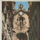 Postales: POSTALES POSTAL SAN SEBASTIAN AÑOS 50 PAIS VASCO MATA SELLOS. Lote 168591912