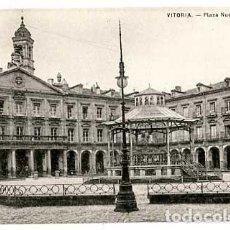 Postales: VITORIA PLAZA NUEVA ED. EJG. SIN CIRCULAR. Lote 169915632