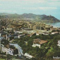 Postales: POSTALES POSTAL PAIS VASCO SAN SEBASTIAN AÑOS 60. Lote 170084416
