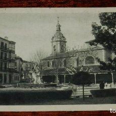 Postales: POSTAL DE SANTURCE, IGLESIA PARROQUIAL, NUM. 132, CIRCULADA.. Lote 170096460