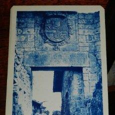 Postales: POSTAL DE FUENTERRABIA, CASTILLO SAN TELMO, ED. L. ROISIN, NO CIRCULADA.. Lote 170185200