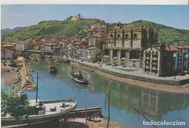 POSTALES POSTAL ONDARROA VIZCAYA PAIS VASC0 AÑOS 60 (Postales - España - País Vasco Moderna (desde 1940))