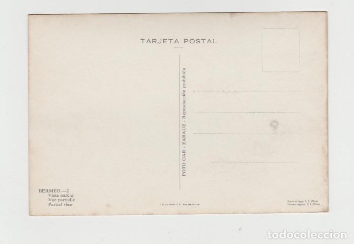 Postales: POSTALES POSTAL BERMEO PAIS VASCO AÑOS 50 - Foto 2 - 170993687