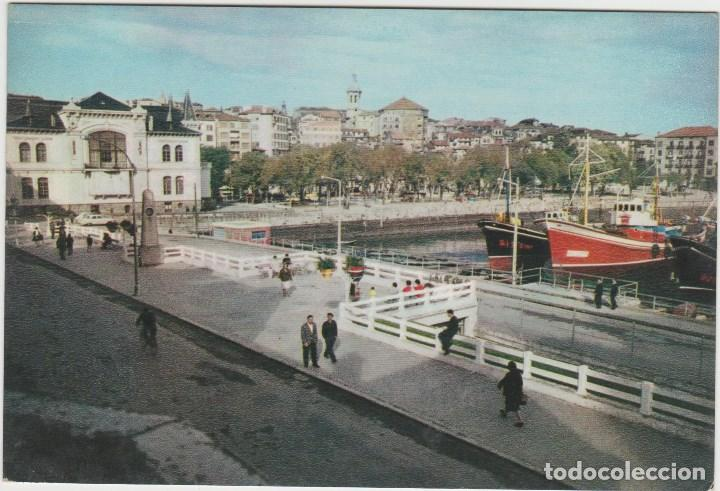 POSTALES POSTAL BERMEO PAIS VASCO AÑOS 50 (Postales - España - País Vasco Moderna (desde 1940))