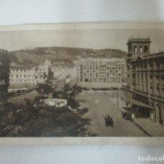 Postales: ANTIGUA POSTAL - SAN SEBASTIAN, MONTE URIA Y KURSAL - CIRCULADA. Lote 171468789