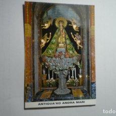 Postales: POSTAL ORDUÑA - NTRA.SRA.ANTIGUA. Lote 171498222