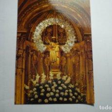 Postales: POSTAL FUENTERRABIA -SANTUARIO GUADALUPE IMAGEN NTRA SEÑORA GUADALUPE. Lote 171516190