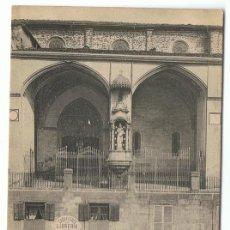Postales: POSTAL VITORIA VISTA DE LA VIRGEN BLANCA . Lote 171523079