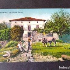 Postales: GORDEJUELA VIZCAYA LA VIDA DEL CAMPO. Lote 171640608