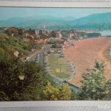 Postales: ALGORTA VIZCAYA PLAYA EREAGA 1978 SIN CIRCULAR. Lote 171669354