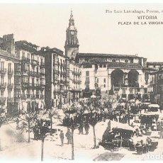 Cartes Postales: POSTAL VITORIA PLAZA DE LA VIRGEN BLANCA . Lote 171741599