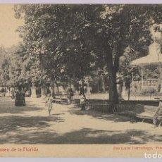 Postales: POSTAL VITORIA PASEO DE LA FLORIDA . Lote 171741817