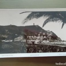 Postales: POSTAL SAN SEBASTIAN MONTE IGUELDO L. ROISIN. Lote 171782919