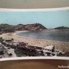 Postales: POSTAL SAN SEBASTIAN BALNEARIO DE LA PERLA. Lote 171789830