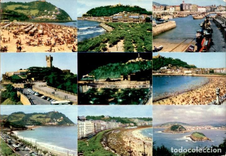 SAN SEBASTIAN – DONOSTIA (Postales - España - País Vasco Moderna (desde 1940))