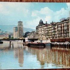 Postales: BILBAO - MUELLE DE RIPA. Lote 172130804