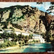 Postales: SOBRON - ALAVA - RESIDENCIA LUIS FERNANDO ORIOL. Lote 172130953