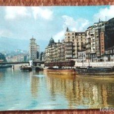 Postales: BILBAO - MUELLE DE RIPA. Lote 172133159