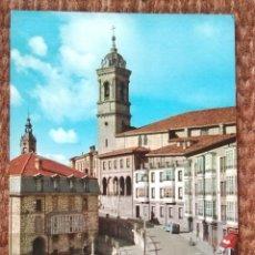 Postales: VITORIA - CUESTA DE SAN VICENTE. Lote 172133904