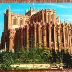 Postales: VITORIA - NUEVA CATEDRAL. Lote 172133963
