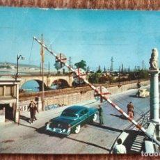 Postales: IRUN - GUIPUZCOA - PUENTE INTERNACIONAL. Lote 172133992