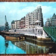 Postales: BILBAO - MUELLE DE RIPA. Lote 172135913