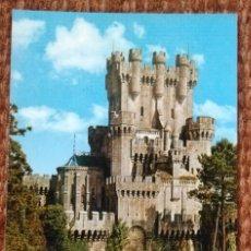 Postales: VIZCAYA -- CASTILLO DE BUTRON. Lote 172137557
