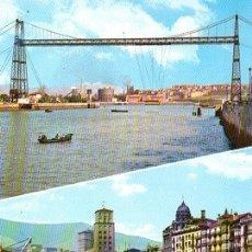 Postales: BILBAO - 48 VISTAS DE LA RÍA. Lote 173013934