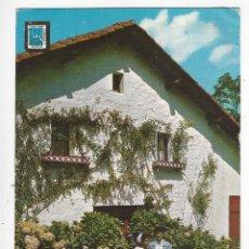 Postales: 29 - SAN SEBASTIAN.- PAREJA TIPICA EN CASERIO VASCO. Lote 173063579