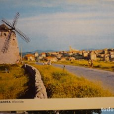Postales: POSTAL ALGORTA - MOLINO DE ALZE-ERROTA. Lote 173353480